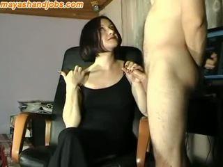 controleren orgasme, vol cum mov, kijken kleren neuken