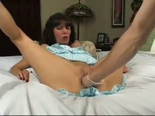 Amateur wife extreme fisting