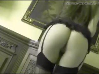 lingerie film, mama scène, hq nylon