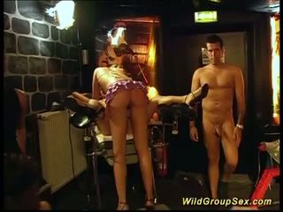 German Swinger Party Orgy, Free Gangbang Porn 59