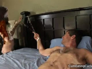Seda Takes A Black Cock In Her Ass As Hubbys Tied