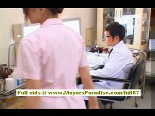 verpleegkundigen film, uniform, heetste verpleegster