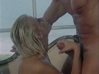 plezier blondjes vid, zien grote borsten, plezier anaal