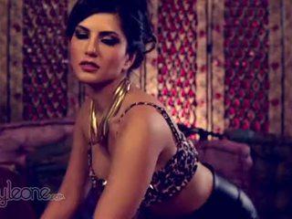 Sunny leone itu leopard wanita