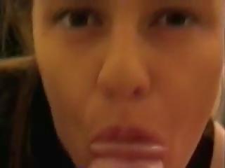 pijpen, cum in de mond neuken, bovenop vid