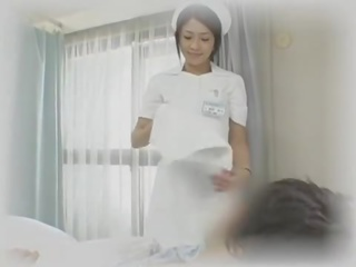 Clinic - asian nice blowjob