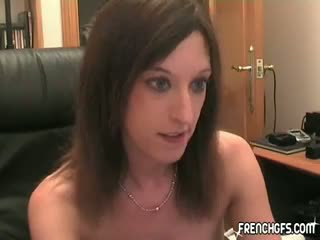 French Laura Fox Fucked While Cam Show
