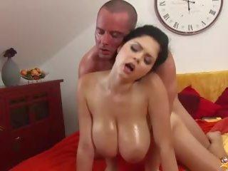 Busty Shione Cooper Rough Tit Fucked, HD Porn 76