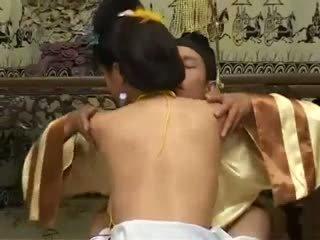 Číňan beauty nadržený máma jsem rád šoustat