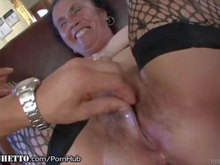 brunette tube, cumshot thumbnail
