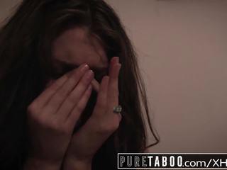 Pure Taboo Elena Koshka's Sugar Daddy Cums Deep Inside