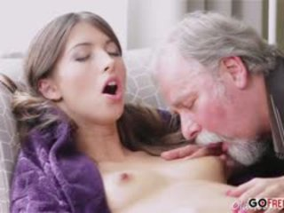brunette more, see lick ideal, hottest old+young great