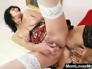 hot pussy licking more, cougar, rated old
