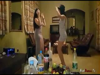 Hot Arab Asses Dance