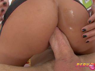nieuw brunette porno, ideaal pijpbeurt, anaal film