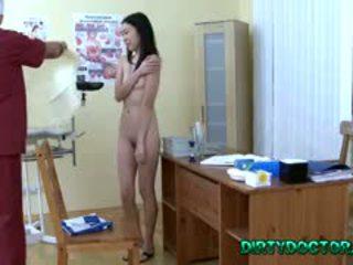 Asian Teenie At Dr. Dick