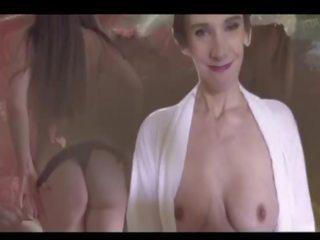 meer hoorndrager scène, groot masturberen seks, masturbatie scène