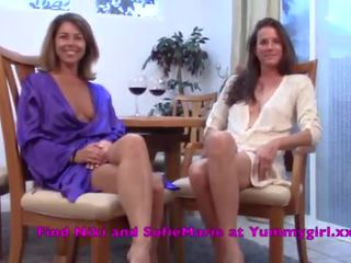 interview, hotwife, u milf