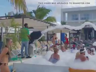 Jamaica Pool Bubble Party, Free Jamaican Porn a1