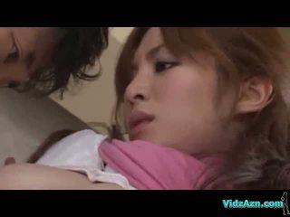 Japanisch Lehrer Muschi Licking