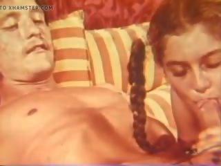 meisje film, echt wijnoogst thumbnail, online ponytail