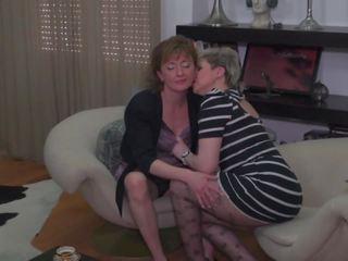 Mature Lesbian: Free MILF HD Porn Video 8e