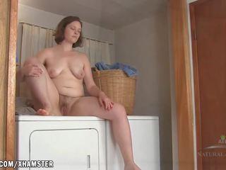 Dawna Spreads Her Creamy Pussy, Free Her Pussy HD Porn 91