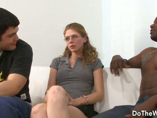 White Couple Interracial Sex, Free White Sex HD Porn d2