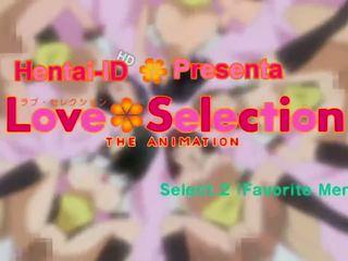 Tình yêu lựa chọn các hoạt hình 02 - subespaãƒâ±ol
