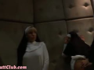 Anal Fetish Nuns Toy Ass