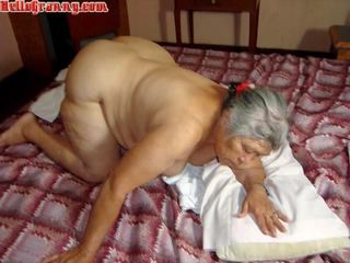 Hellogranny Extremely Hairy Matures Collections: HD Porn 95