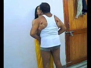 kijken romantisch, indisch klem, getrouwd