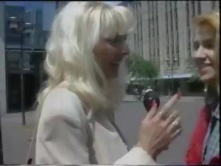 Sandra Foxx Lesbian Audition with Nadine Perrier: Porn 0c