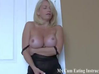 Jerk out a Hot Load so I Can See You Eat it CEI: HD Porn 00