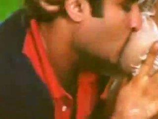 Aged Hot Servant Giving oil massgae to owner Telugu Hot Short Film-Movies 2001 low