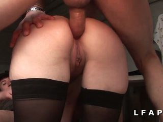 french, anal, creampie
