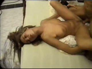 brunette, vaginale sex, cum shot