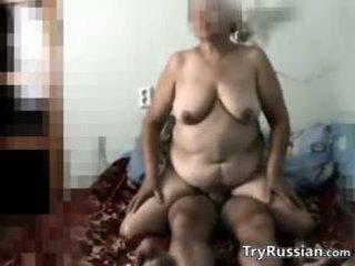 Porn Russian Granny Spy Cam