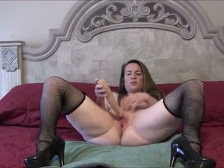 Sexy Maid Nikki Rocks Your World