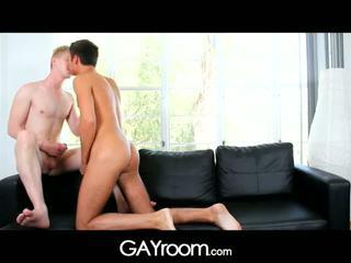 Big cock Kyler give a sleep creep surprise