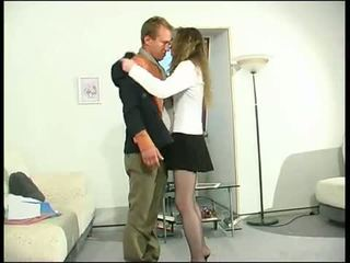 se brunette, oral sex, kyssing