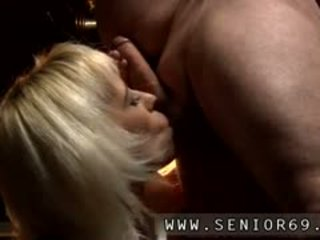 pijpbeurt vid, oude + young film, meest blond