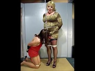 see crossdresser movie, you small tits movie, you ball gag