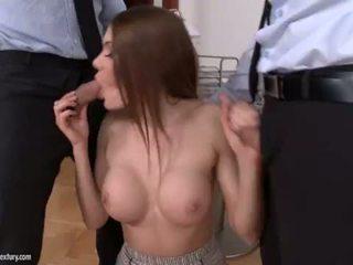 nieuw zuig-, mooi nice ass porno, dubbele penetratie vid