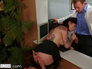 fun brunette, most anal mov, any group