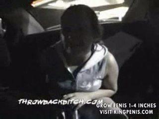 Pregnat teen fucks before shift in burger king drive thru wi