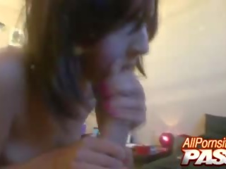 Cock Sucking Alexis Nichole Pussy Licked, Porn 4c