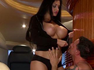 plný bruneta pekný, pekný orálny sex veľký, sledovať vaginálny sex