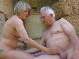 Amateur Outdoor German Grannies, Free Porn 61
