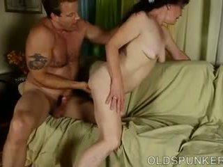 Cock Hungry Old Spunker is a Super Hot Fuck: Free Porn ad